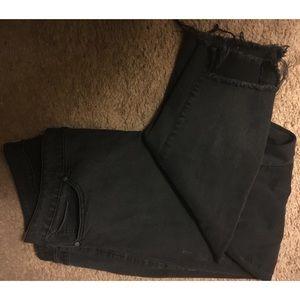 Artisan New York Black Jeans